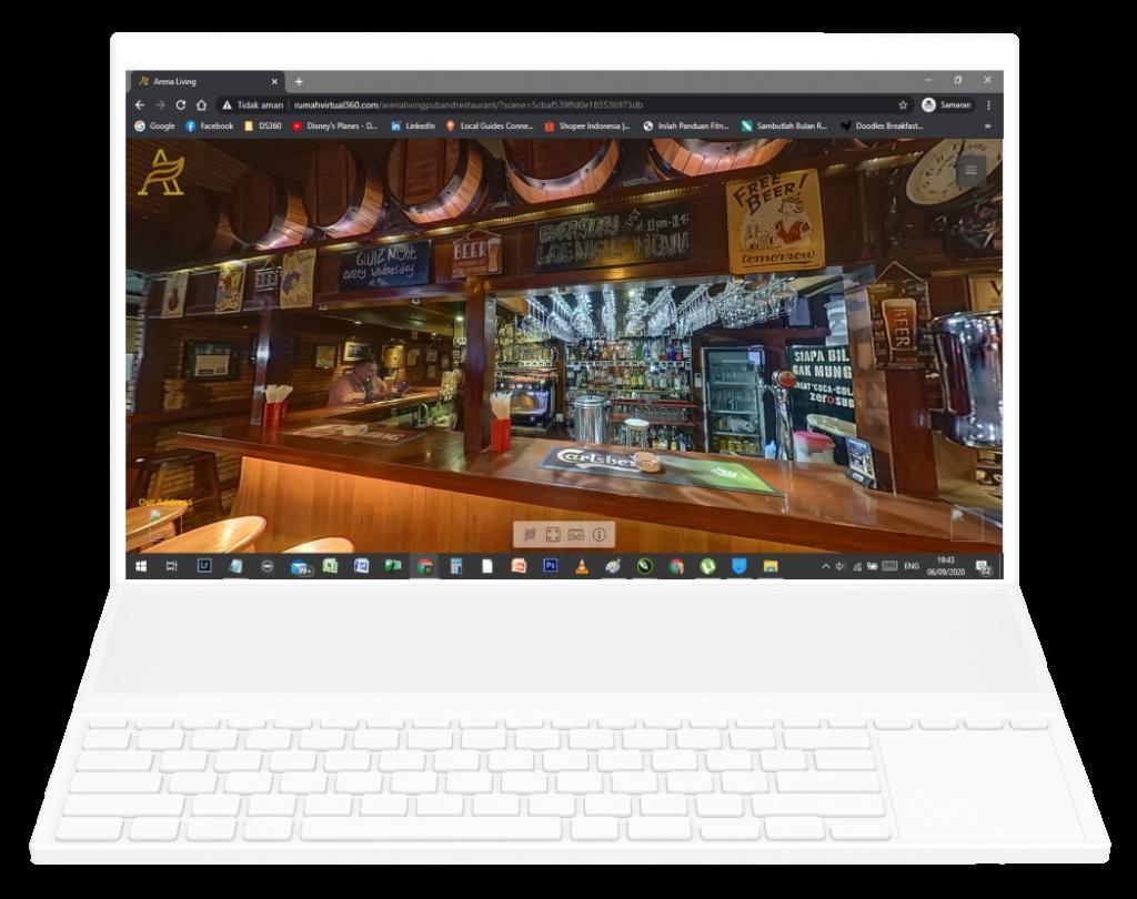 Virtual Arena Pub