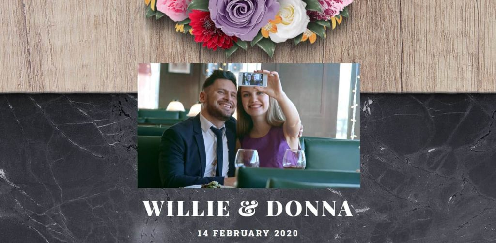 Web Undangan Pernikahan